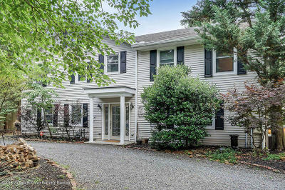 Eatontown Single Family Home For Sale: 181 Broad Street