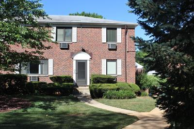 Red Bank Condo/Townhouse For Sale: 206 Manor Drive
