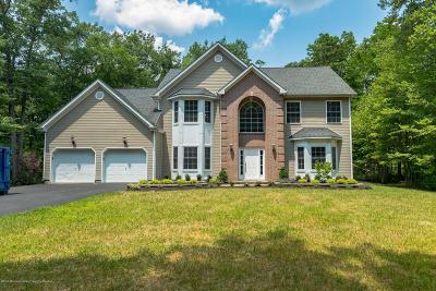 Jackson Single Family Home For Sale: 164 W Pleasant Grove Road