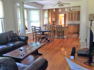 Atlantic Highlands Single Family Home Under Contract: 17 Wesley Avenue