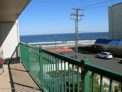 Long Branch Condo/Townhouse For Sale: 480 Ocean Avenue #3g