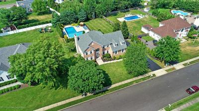 Monmouth County Single Family Home For Sale: 1356 Old Farm Road