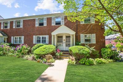 Red Bank Condo/Townhouse For Sale: 133 Manor Drive