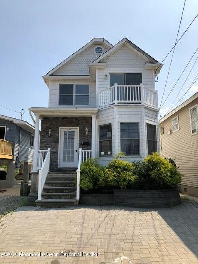 Avon-by-the-sea, Belmar, Bradley Beach, Brielle, Manasquan, Spring Lake, Spring Lake Heights Single Family Home For Sale: 525 Brielle Road