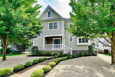 Point Pleasant Single Family Home For Sale: 116 Dartmouth Avenue