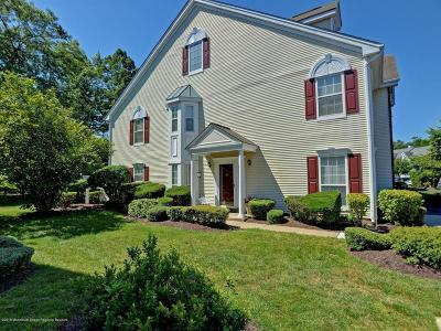 Ocean Twp Condo/Townhouse Under Contract: 36 Charles Court