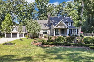 Colts Neck Single Family Home For Sale: 221 Heyers Mill Road