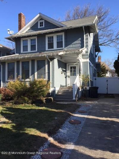Asbury Park Rental For Rent: 705 7th Avenue