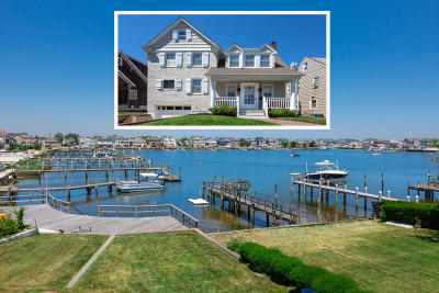 Point Pleasant Single Family Home For Sale: 7 Lake Terrace
