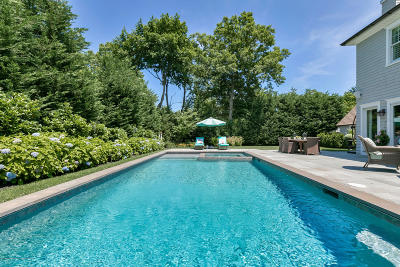 Rumson Single Family Home For Sale: 4 Blossom Road
