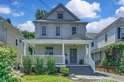 Red Bank Single Family Home Under Contract: 43 Leroy Place