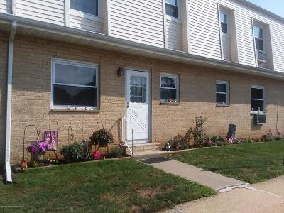 Eatontown Condo/Townhouse Under Contract: 53 White Street #C