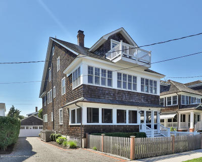 Bay Head Single Family Home Under Contract: 828 East Avenue