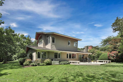 Brielle Single Family Home For Sale: 600 Oceanview Road