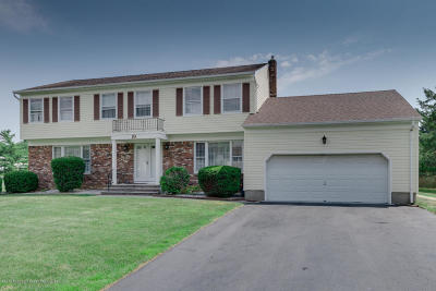 Ocean Twp Single Family Home Under Contract: 19 William Lane