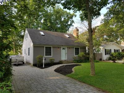 Brick Single Family Home For Sale: 629 Thoroughfare Road