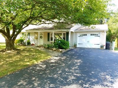 Aberdeen, Matawan Single Family Home For Sale: 83 Idolstone Lane