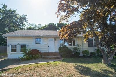 Hazlet Single Family Home For Sale: 6 Coral Drive