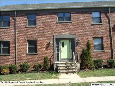 Asbury Park Condo/Townhouse Under Contract: 304 Deal Lake Drive #32