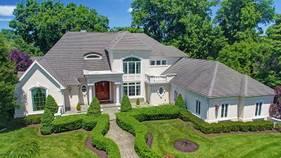Rumson Single Family Home For Sale: 7 Willowbrook Road