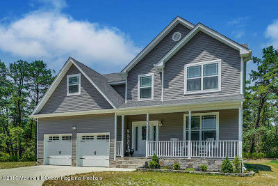 Toms River Single Family Home For Sale: 817 Montgomery Avenue