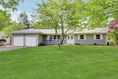 Toms River Single Family Home For Sale: 317 Colonial Drive