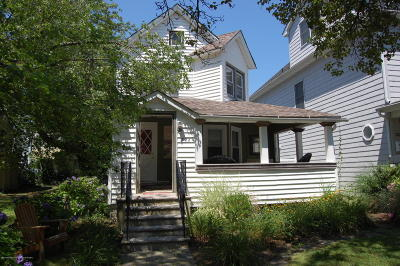 Avon-by-the-sea, Belmar, Bradley Beach, Brielle, Manasquan, Spring Lake, Spring Lake Heights Single Family Home For Sale: 322 Sylvania Avenue