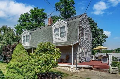 Wall Single Family Home For Sale: 1610 Barkalow Road