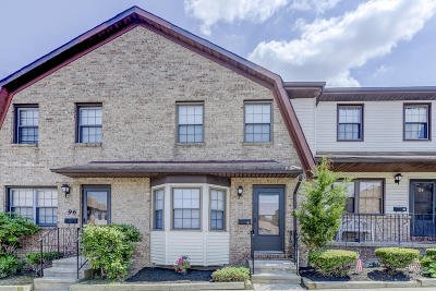 Hazlet Condo/Townhouse For Sale: 95 Village Green