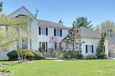 Long Branch Single Family Home For Sale: 561 Monmouth Place