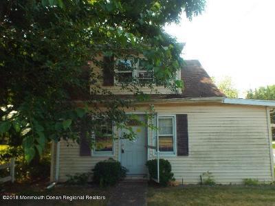 Ocean Twp Single Family Home For Sale: 614 W Park Avenue
