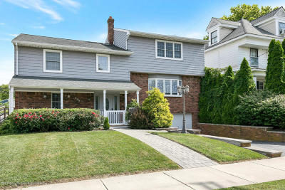 Avon-by-the-sea, Belmar, Bradley Beach, Brielle, Manasquan, Spring Lake, Spring Lake Heights Single Family Home For Sale: 402 5th Avenue