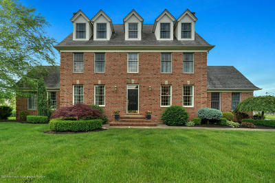 Ocean County Single Family Home For Sale: 1822 Regina Court