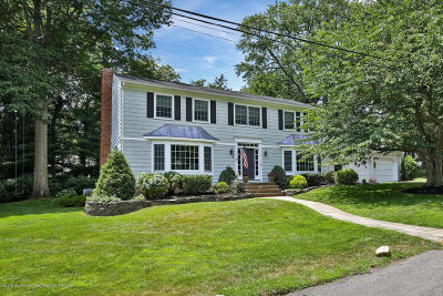 Rumson Single Family Home For Sale: 6 Crabapple Lane