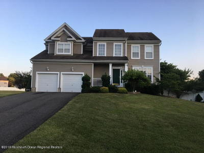 Jackson NJ Single Family Home Under Contract: $400,000