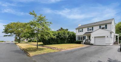 Avon-by-the-sea, Belmar, Bradley Beach, Brielle, Manasquan, Spring Lake, Spring Lake Heights Single Family Home For Sale: 107 Mercer Avenue
