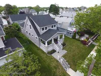 Monmouth County Multi Family Home For Sale: 416 Lincoln Avenue