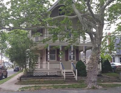 Ocean Grove Single Family Home For Sale: 89 Stockton Avenue
