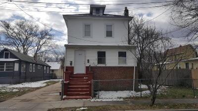 Asbury Park Multi Family Home For Sale: 1422 Mattison Avenue