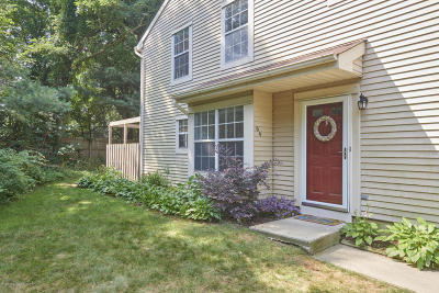 Eatontown Condo/Townhouse Under Contract: 64 Berkeley Place
