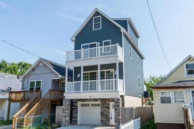Atlantic Highlands, Highlands Single Family Home Under Contract: 52 2nd Street