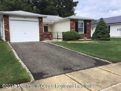 Brick Adult Community For Sale: 19 Rushmore Drive