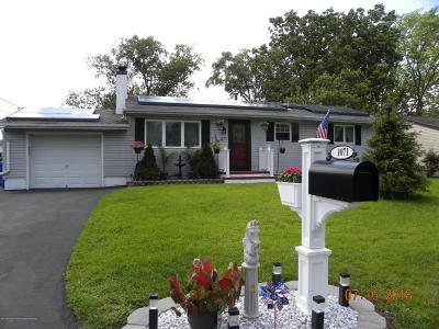 Toms River Single Family Home For Sale: 1071 Overlook Drive