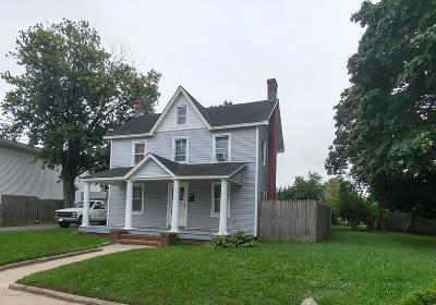 Long Branch Single Family Home For Sale: 310 Slocum Place
