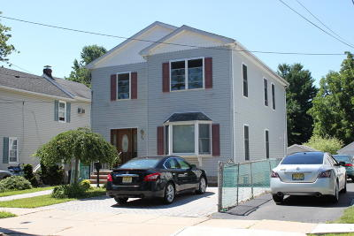 Monmouth County Single Family Home For Sale: 42 Bannard Street
