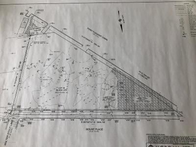 Residential Lots & Land For Sale: 720 Mount Place