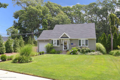 Monmouth County Single Family Home For Sale: 406 8th Avenue
