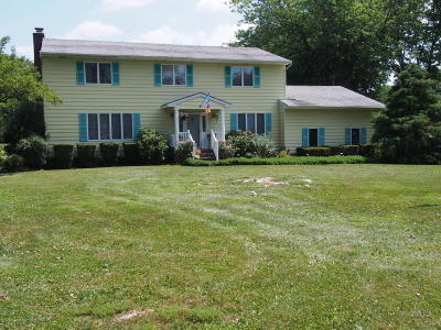 Ocean County Single Family Home For Sale: 1825 Old Freehold Road
