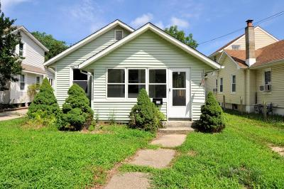 Single Family Home For Sale: 1734 L Street