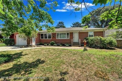 Ocean County Single Family Home For Sale: 208 Marom Drive